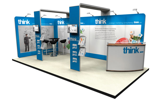 Modular Exhibition Stand Quotes : Modular exhibition stands cipher graphics